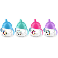 Phillips Avent Spout Sippy Cup My Penguin 9oz 2-Pack