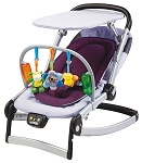 Peg Perego Sdraietta Melodia Musical Bouncer chair in Iris