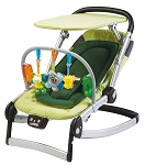Peg Perego Sdraietta Melidia Musical Bouncer chair in Myrto