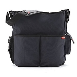 Skip Hop Duo Double Deluxe Edition Diaper Bag Charcoal