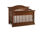 Bonavita Sheffield Lifestyle Crib in Dark Walnut
