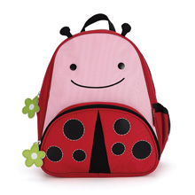Skip Hop Zoo Pack Little Kid Backpack Ladybug