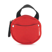 Skip Hop Pacifier Pocket Red