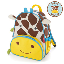 Skip Hop Zoo Little Kid Giraffe Back Pack