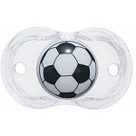 Razbaby Keep It Kleen Soccer Ball Pacifier