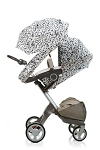 Stokke® Xplory® Summer Kit Blue Pixel