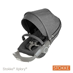 Stokke® Xplory® and Crusi Style Kit Black Melange