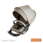 Stokke® Xplory® and Crusi Seat Complete Beige