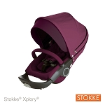 Stokke® Xplory® and Crusi Seat Complete Purple