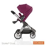 Stokke® Crusi Stroller Purple