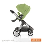 Stokke® Crusi Stroller Light Green