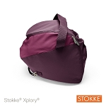 Stokke® Xplory® V4 Shopping Bag, Purple