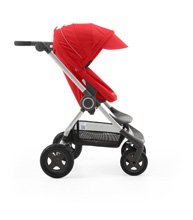 Stokke® Scoot™ Stroller Red