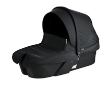 Stokke® Xplory® Carry Cot, True Black