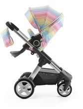 Stokke® Stroller Summer Kit, Multi Stripe