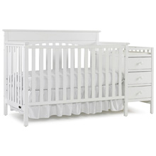 Graco Lauren Crib & Changer, Classic White