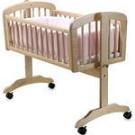 Sorelle Standa Cradle in Natural