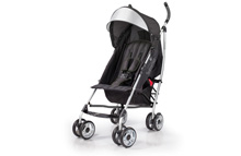 Summer Infant 3D lite™ Convenience Stroller, Black