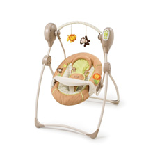 Summer Infant Sweet Sleep Musical Swing, Swingin' Safari