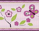 Cocalo Sugar Plum Wall Border