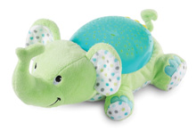 Summer Infant Slumber Buddies Soother, Green Elephant