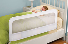 Summer Infant Sure&Secure® Bedrail White