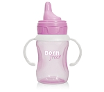 Born Free 7 Ounce Training Cup, Pink
