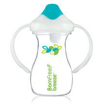 Born Free® Breeze™ Transition Trainer Cup 5oz 1pk (Teal)