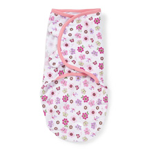Summer Infant SwaddleMe® Original Swaddle 1-PK - Flutter Flowers