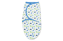 Summer Infant SwaddleMe® Original Swaddle 1-PK - Which Way