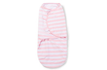 Summer Infant SwaddleMe® Original Swaddle 1-PK - Pink/White Stripe