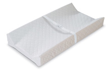 Summer Infant Contour Changing Pad, White