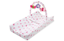 Summer Infant Changing Pad Toy Bar Flutter Flower