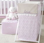 Crown Craft by Wendy Bellissimo Sweet Baby Dreams Hamper