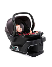 4moms™ Self Installing Car Seat, Black