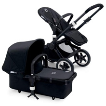 Bugaboo Buffalo Special Edition All Black All Terrain Stroller