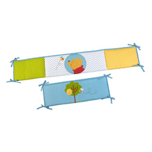 Disney Pooh's Play Day Traditional Crib Bumper