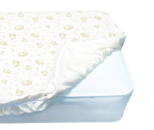 Baby's Journey Serta® Perfect Balance® Crib Mattress Pad