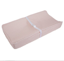 Baby's Journey Serta® Perfect Balance Changing Pad Cover – Pink