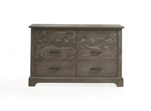 Nest Juvenile Emerson Double Dresser in Owl Finish