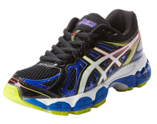 Asics GEL-Nimbus 15 GS Running Shoe, Kids
