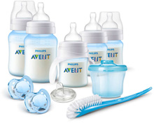 Philips-Avent Anti Colic Newborn Starter Set Blue