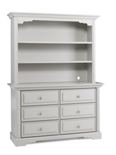 Dolce Babi Venezia Hutch, Misty Grey