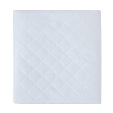 Carter's Waterproof Protector Pad, Solid White, One Size