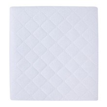 Carter's Waterproof Protector Pad, Solid White, One Size 2-Pack