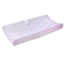 Carter's Changing Pad Cover, Pink Trellis Print, One Size