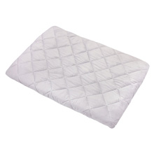 Carter's Quilted Playard Sheet, Solid Grey, One Size