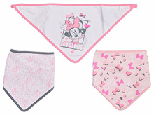 Disney Minnie Mouse 3 Piece Bandana Bibs, Fabulous