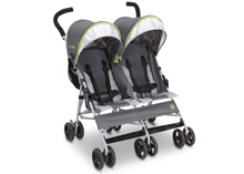J is for Jeep® Brand Scout Double Stroller, Spot On
