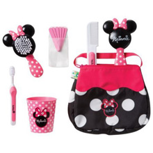 Safety 1st Minnie Mouse Purse and Grooming Essentials 15 Piece Kit